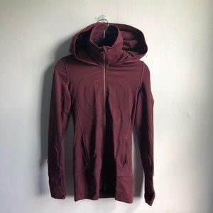 lululemon zip jacket size 2